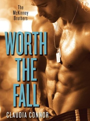 Book Review - Worth the Fall by Claudia Connor