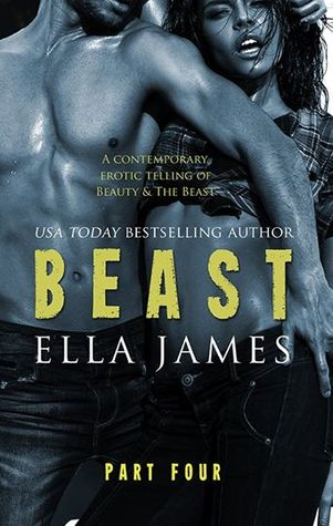 Book Review - The Beast Series by Ella James